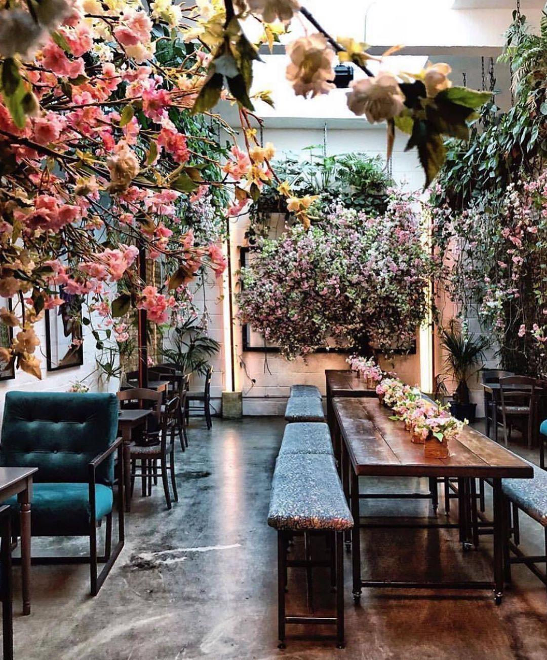 Ashley Stark Kenner On Instagram The Secret Garden Garden Backyardgarden Gardendesign Houseandgarden Inter In 2020 Secret Garden Elle Decor Inspiring Spaces