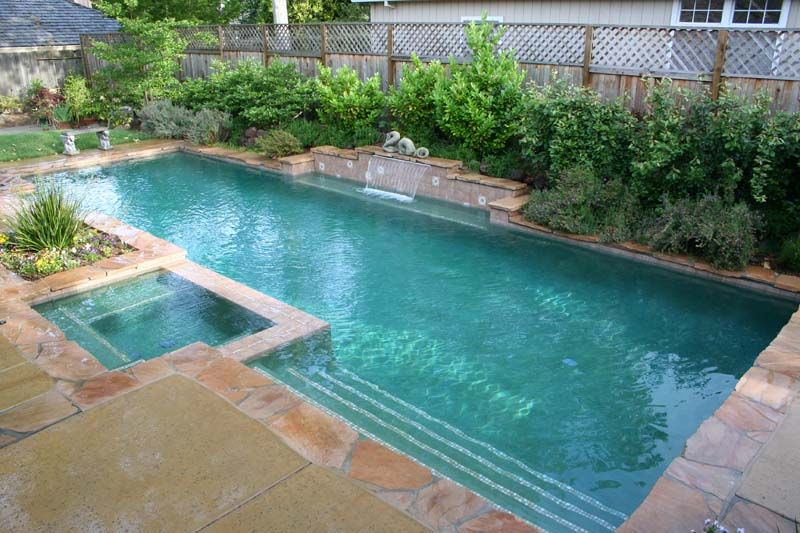 Pool And Spa Builder Sacramento New Pool Construction Pool How