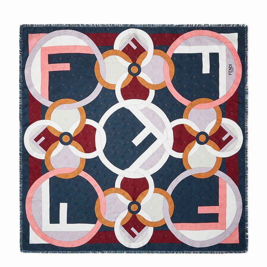 separation shoes 9e60a 11726 F is fendi foulard in 2019 | FASHION accessories | Fendi ...