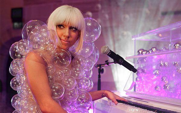 Bubbles Lady Gaga Kostüm Selber Machen Maskerix De Lady Gaga Kostüm Kostüme Selber Machen Lady Gaga