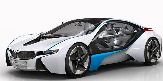 Delightful BMW Vision Plug In Hybrid Concept Car