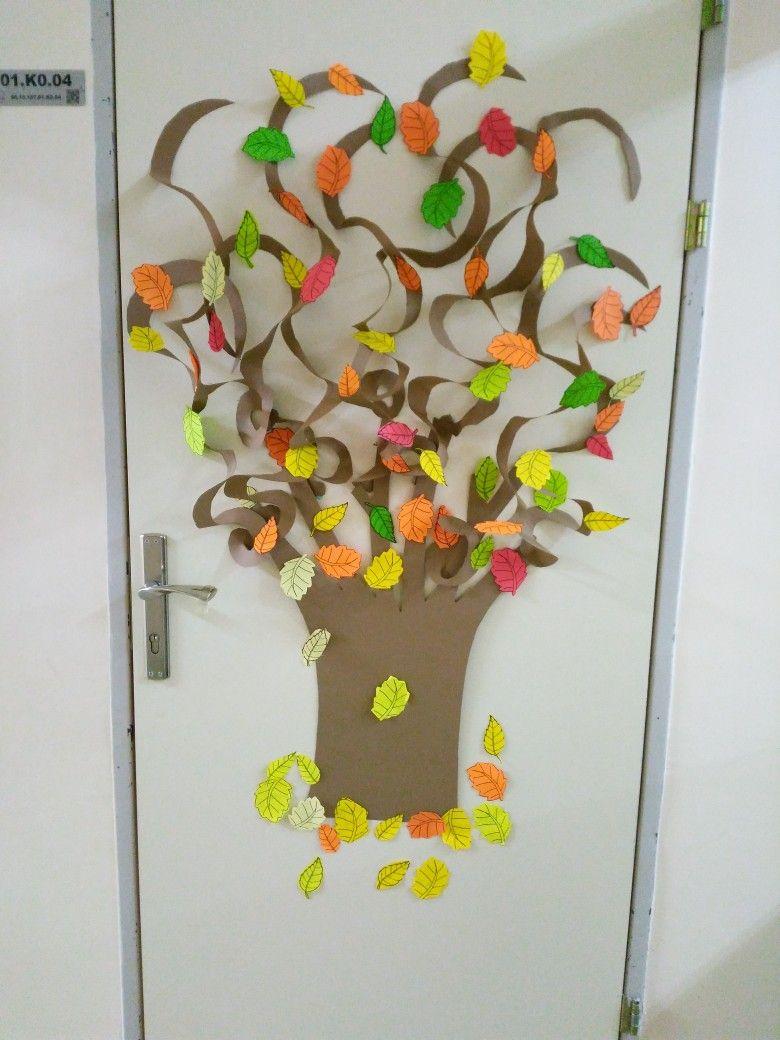 Sonbahar ağacı - Autumn tree