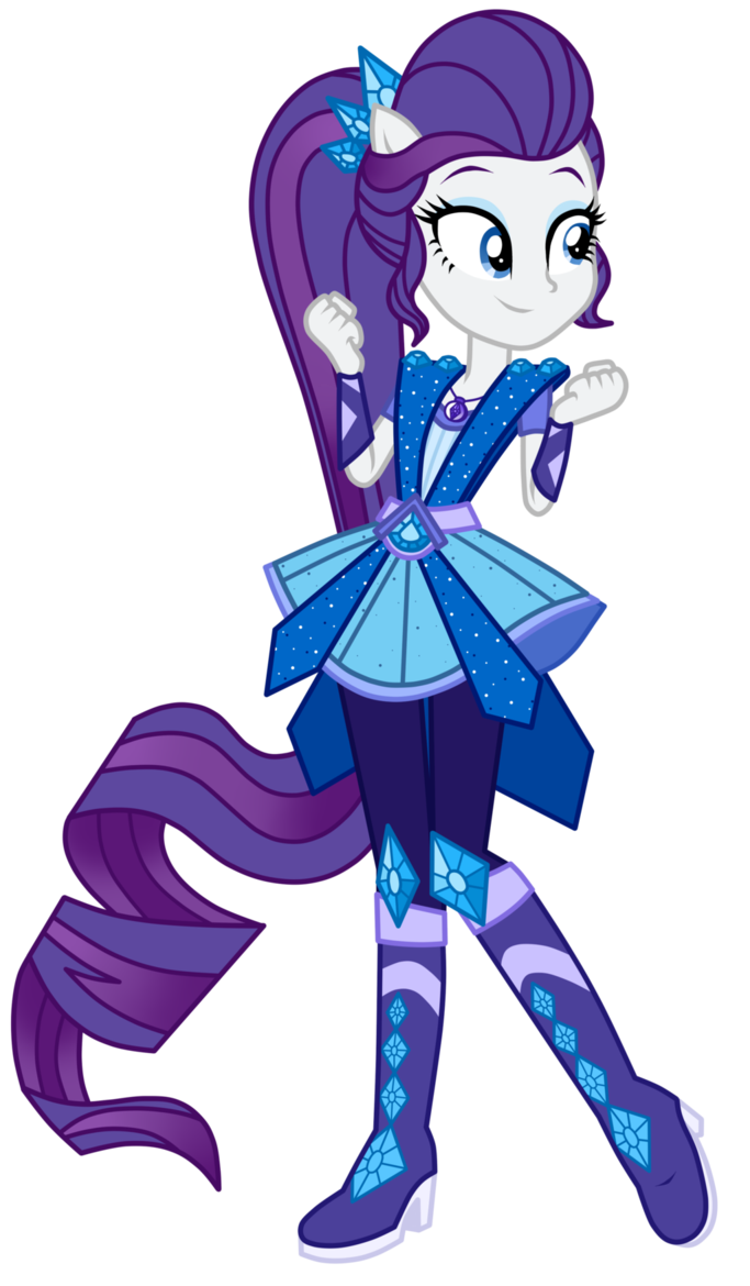 Legend of everfree rarity by on deviantart equestria girls dessin - My little pony dessin anime ...