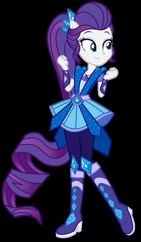 Legend of everfree rarity by on deviantart equestria girls dessin - Pony dessin anime ...