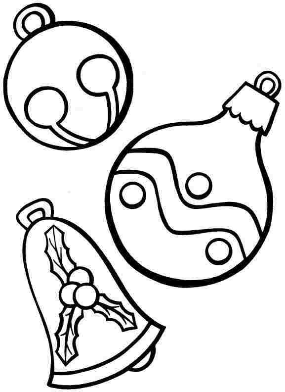 ornament coloring page images - Google Search   Coloring: Christmas ...