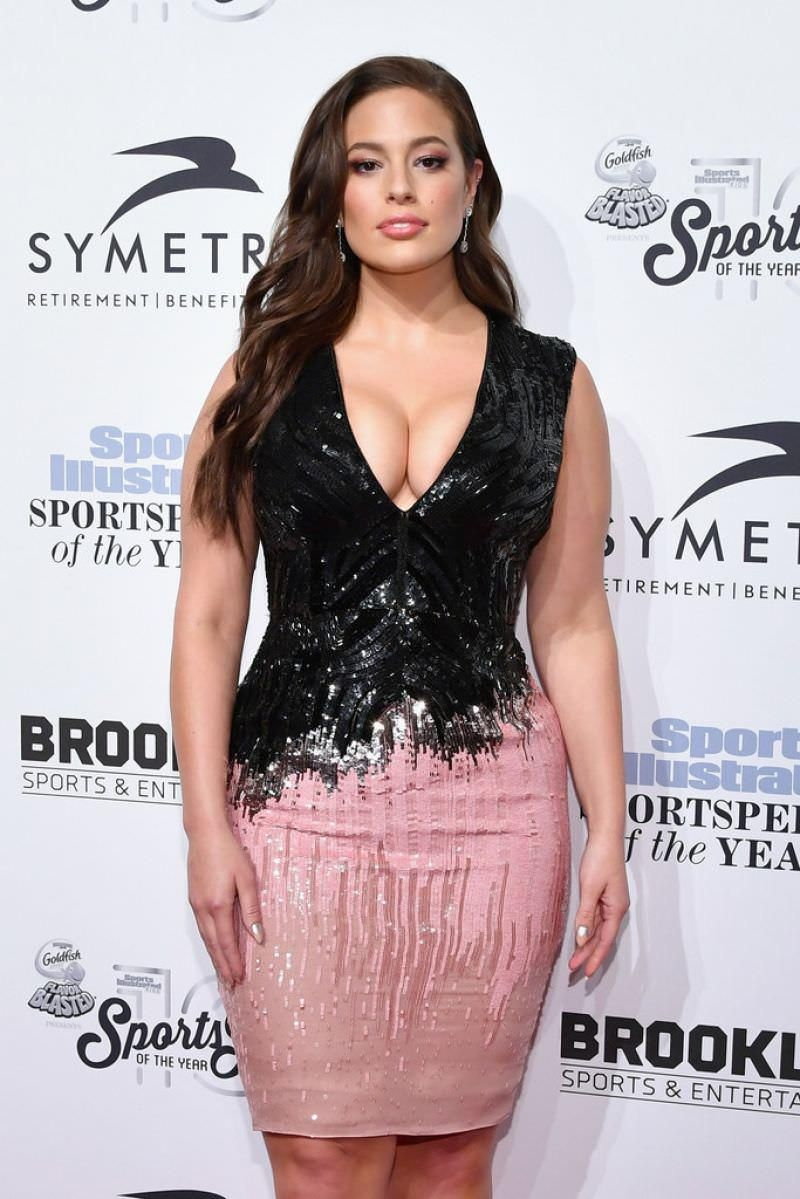 SI red carpet in 2020 Ashley graham photos, Big size
