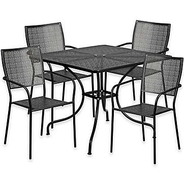 Outdoor Patio Dining Sets Dining Tables Chairs Bed Bath Beyond Patio Table Patio Table Set Outdoor Bistro Set
