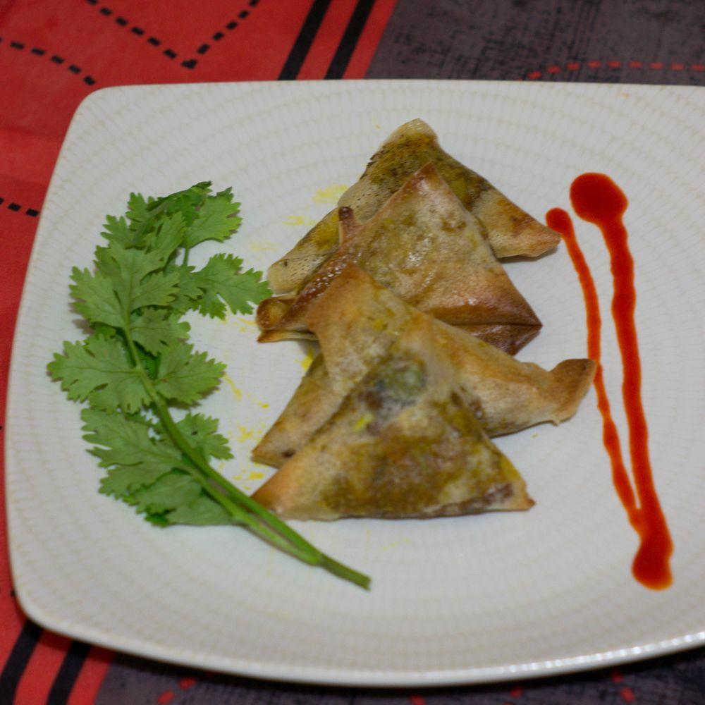 Pin by roseline riacca on recette feuille de brick samoussa boeuf cuisine mauricienne - Feuille de cuisine ...
