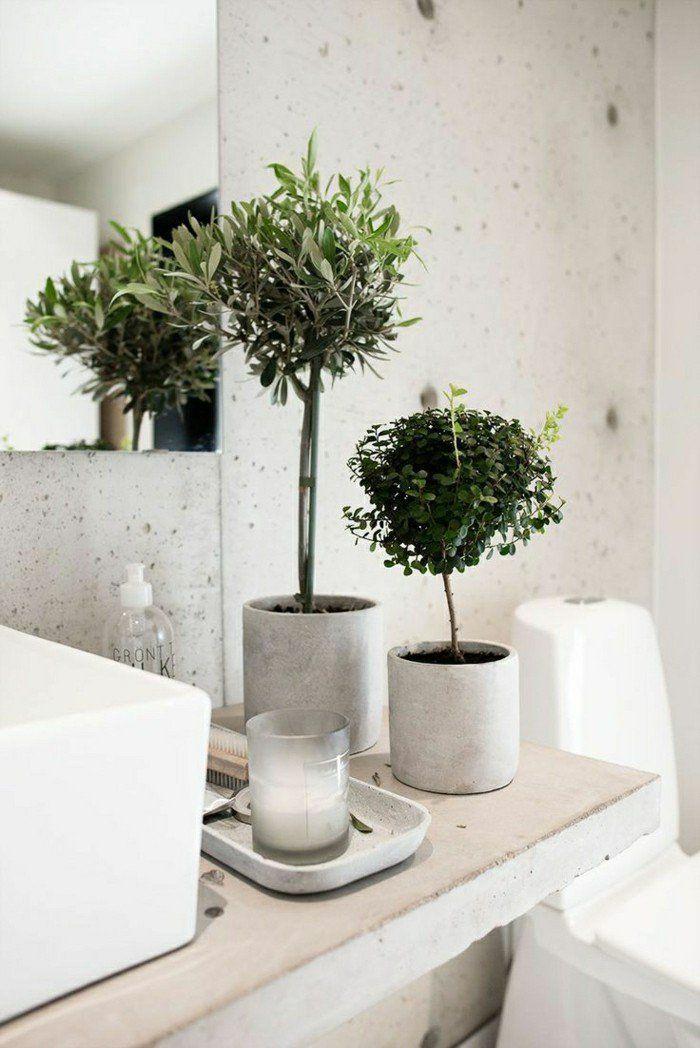 Mille idées d\u0027aménagement salle de bain en photos Air bnb