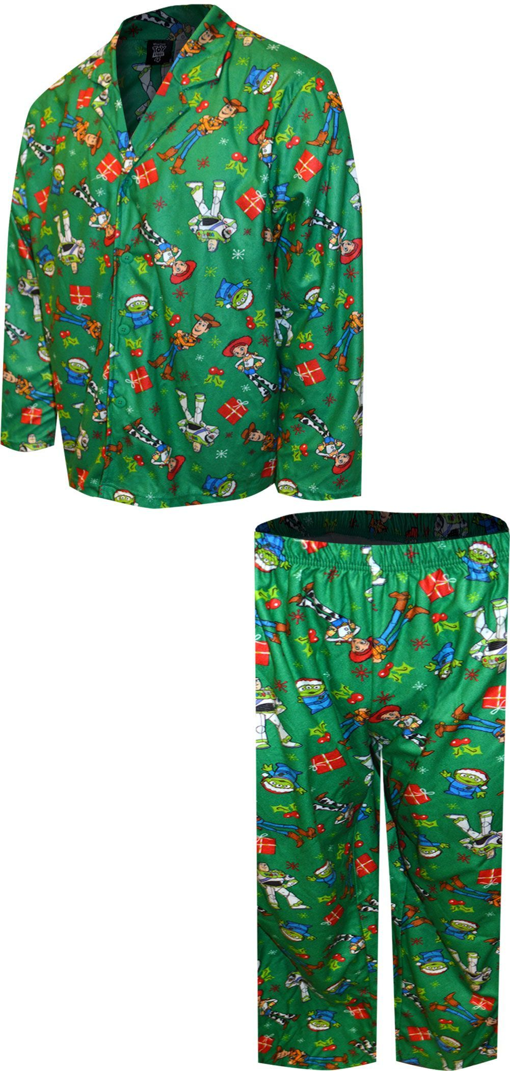 Merry Christmas! These pajamas for men from the new Toy