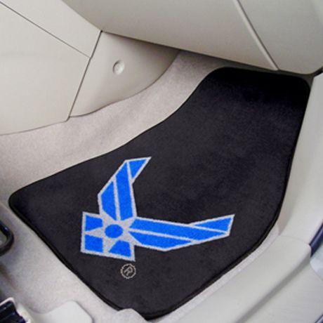 AIR FORCE LOGO CAR MATS