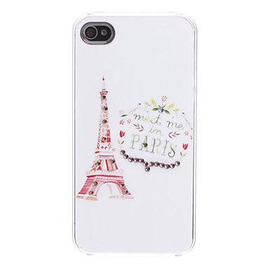 Funda Iphone 4 4s Meet Me In Paris Tutte Matute Fundas Para Iphone Fundas Fundas Para Teléfono