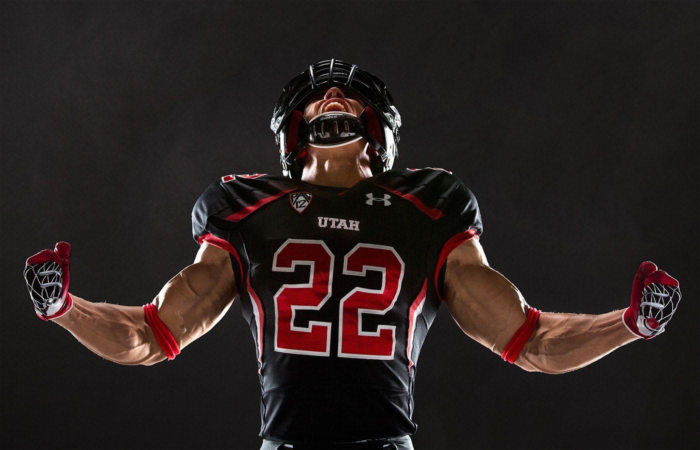 University Of Utah Football Hall Of Fame Photography On Behance In 2020 Utah Football Football Photography University Of Utah Football