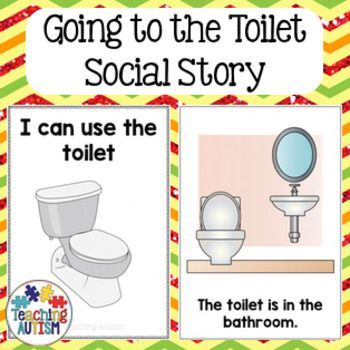This social story is a great read for students who may need some