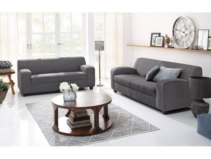 Home Affaire 2 Sitzer 3 Sitzer Grau Ohne Federkern Fsc Zertifikat Fun Fsc Zertifiziert Wohnzimmertische 3 Sitzer Sofa Haus Deko