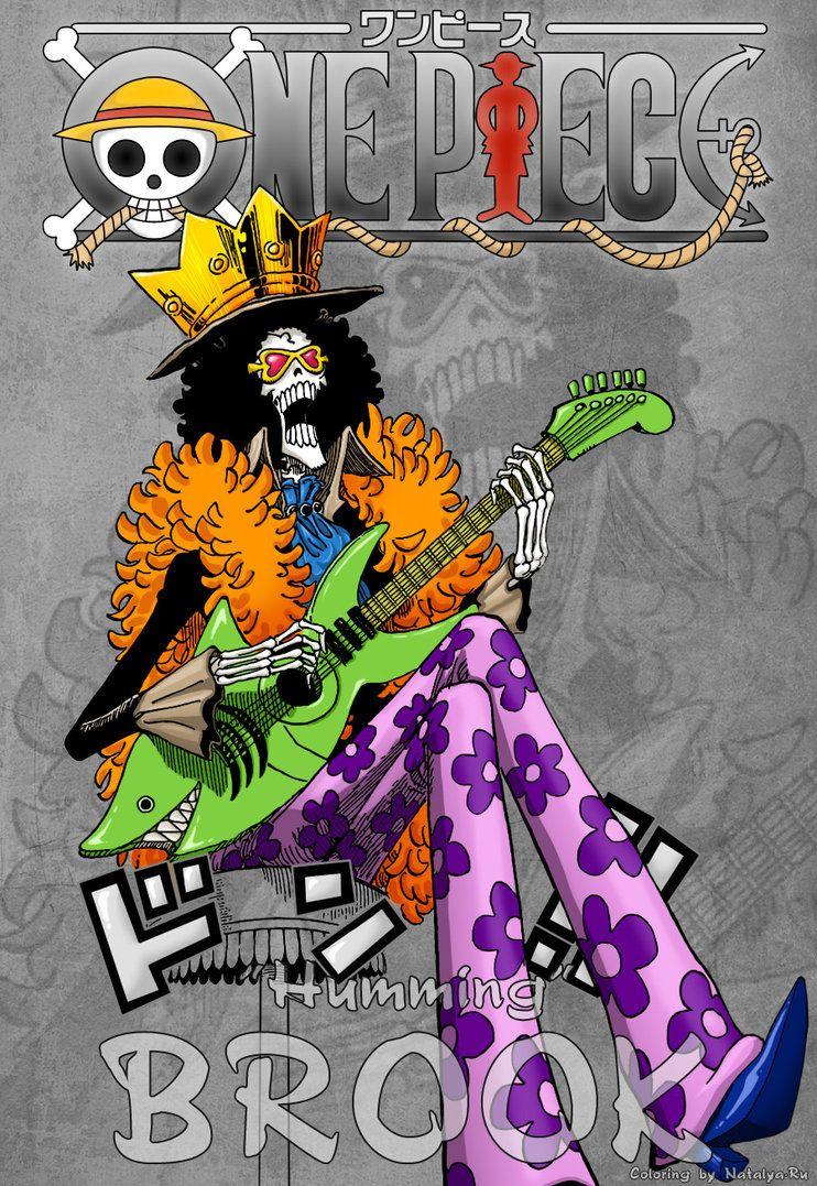 One Piece series «2 Years later»: Luffy Zoro Nami Usopp ...