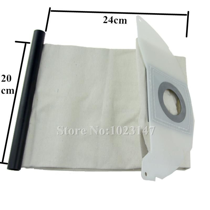 10 Piece Replacement Universal Dust Bag
