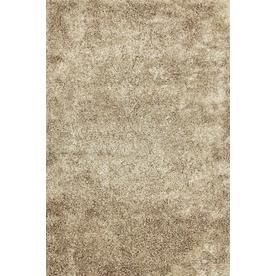Allen Roth Korleigh 5ft X 8ft Beige Latte Beige Latte Indoor Area Rug Common 5 X 7 Actual 5 Ft W X 7 Ft L Lowes Com Plush Area Rugs How To Clean