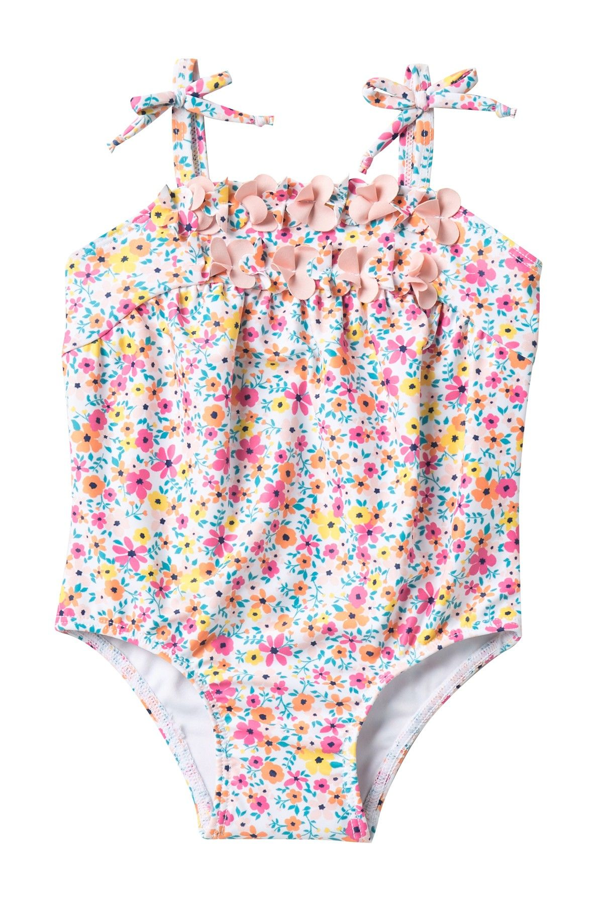 a27eb11dc Tucker + Tate - Applique One Piece Swimsuit (Baby Girls). Free Shipping on  orders over $100.