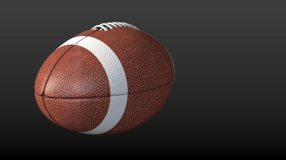 Free American Football Sport Backgrounds For Ppt Powerpoint
