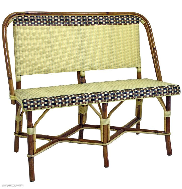 Maison Gatti - Mobilier en rotin | Collections | Cannage ...