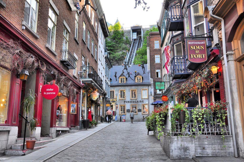 St Amour Restaurant Vieux Qu Ef Bf Bdbec