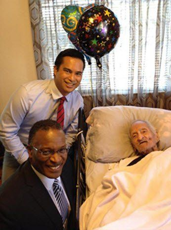 EkpoEsito.Com : 117-year-old Oakland man thought to be oldest in t...