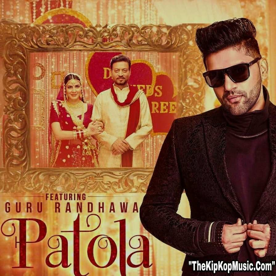 Patola Mp3 Song Download Listen Online With Lyrics Quotes Images 2018 Upcoming Movie Blackmail Second Song Bollywood Movie Songs Movie Songs Hindi Movie Song