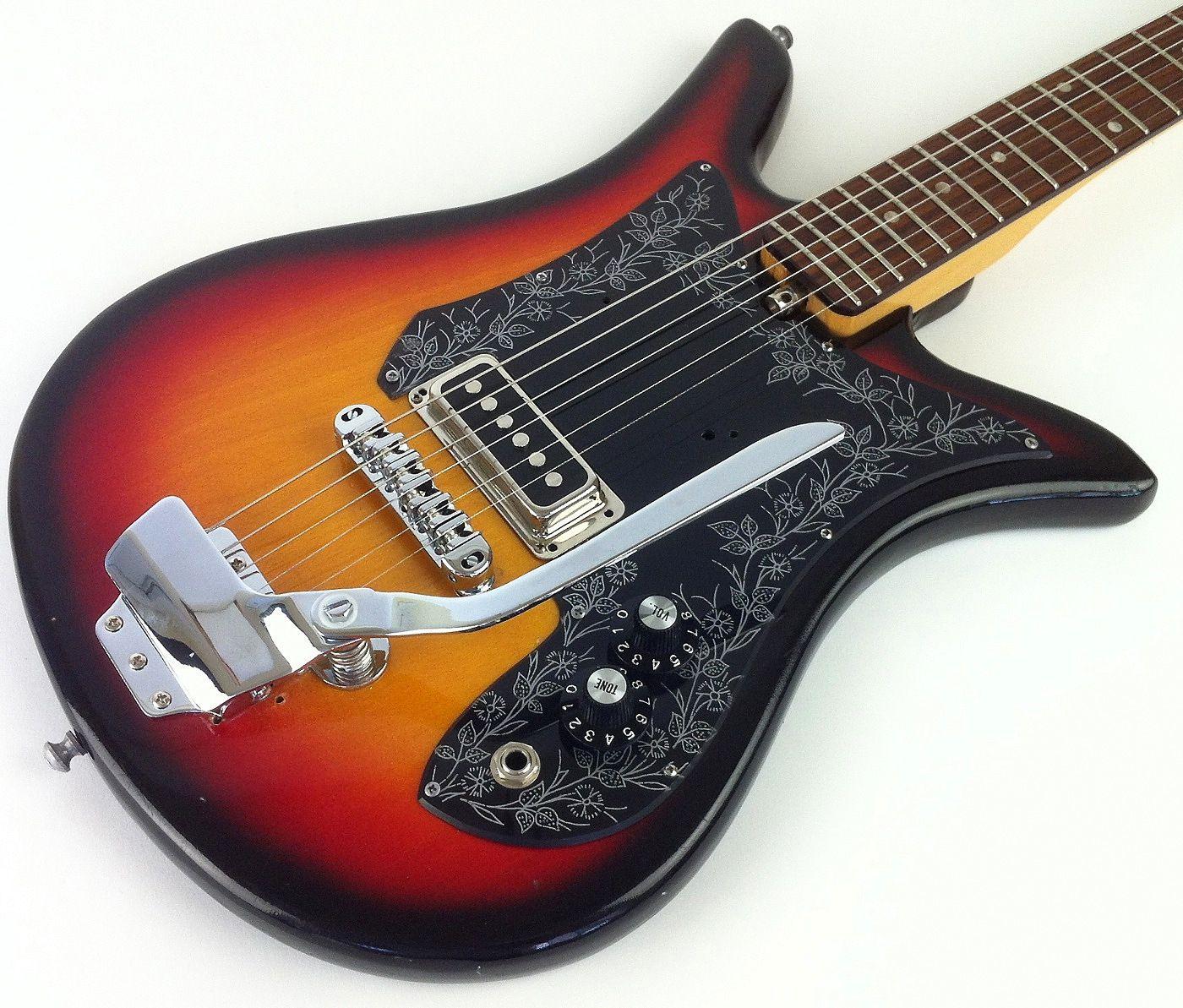 Teisco Guitar Wiring Harness Trusted Diagrams Diy U2022 Harmony