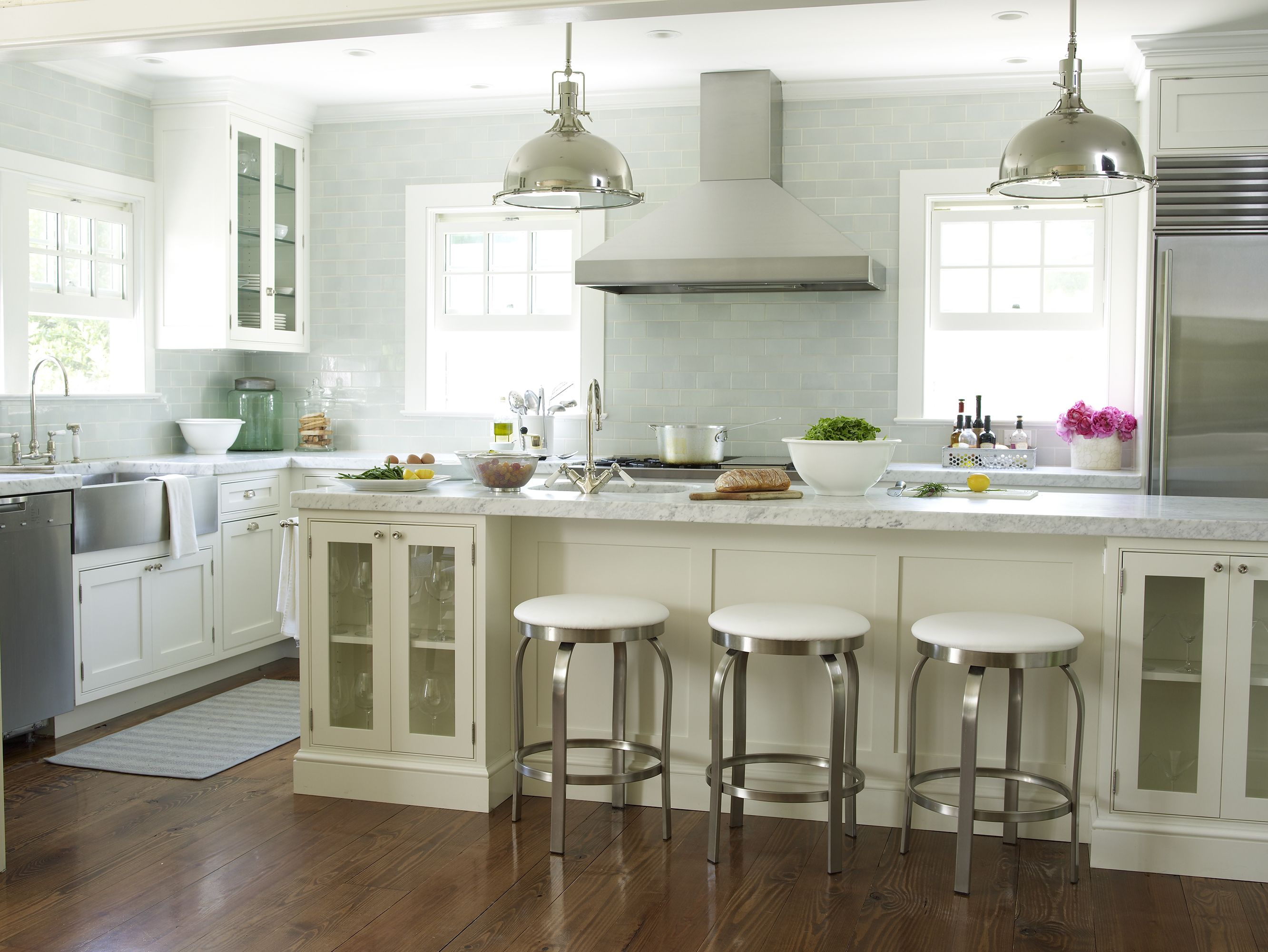 20 Gorgeous Island Ideas For Your Dream Kitchen