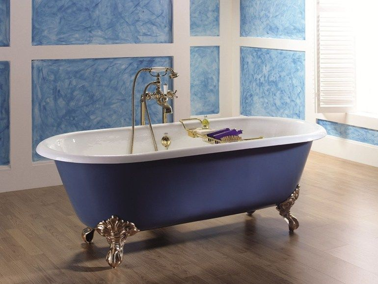 vintage   bathtub on legs   bathtubs   pinterest   bathroom, bathtub