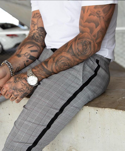 Chinos Sleeve Tattoos Best Sleeve Tattoos Tattoos For Guys