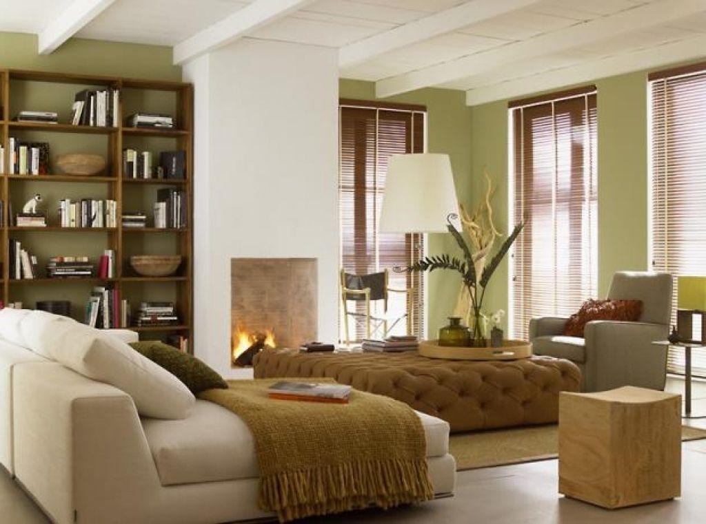 wohnzimmer einrichten alt und modern natrlich wohnen ganz modern ...