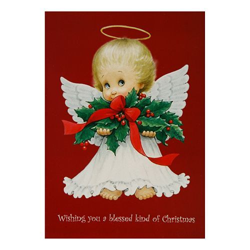 ruth morehead christmas | Ruth Morehead Angel 18-Ct. Boxed Christmas Cards - Coupons