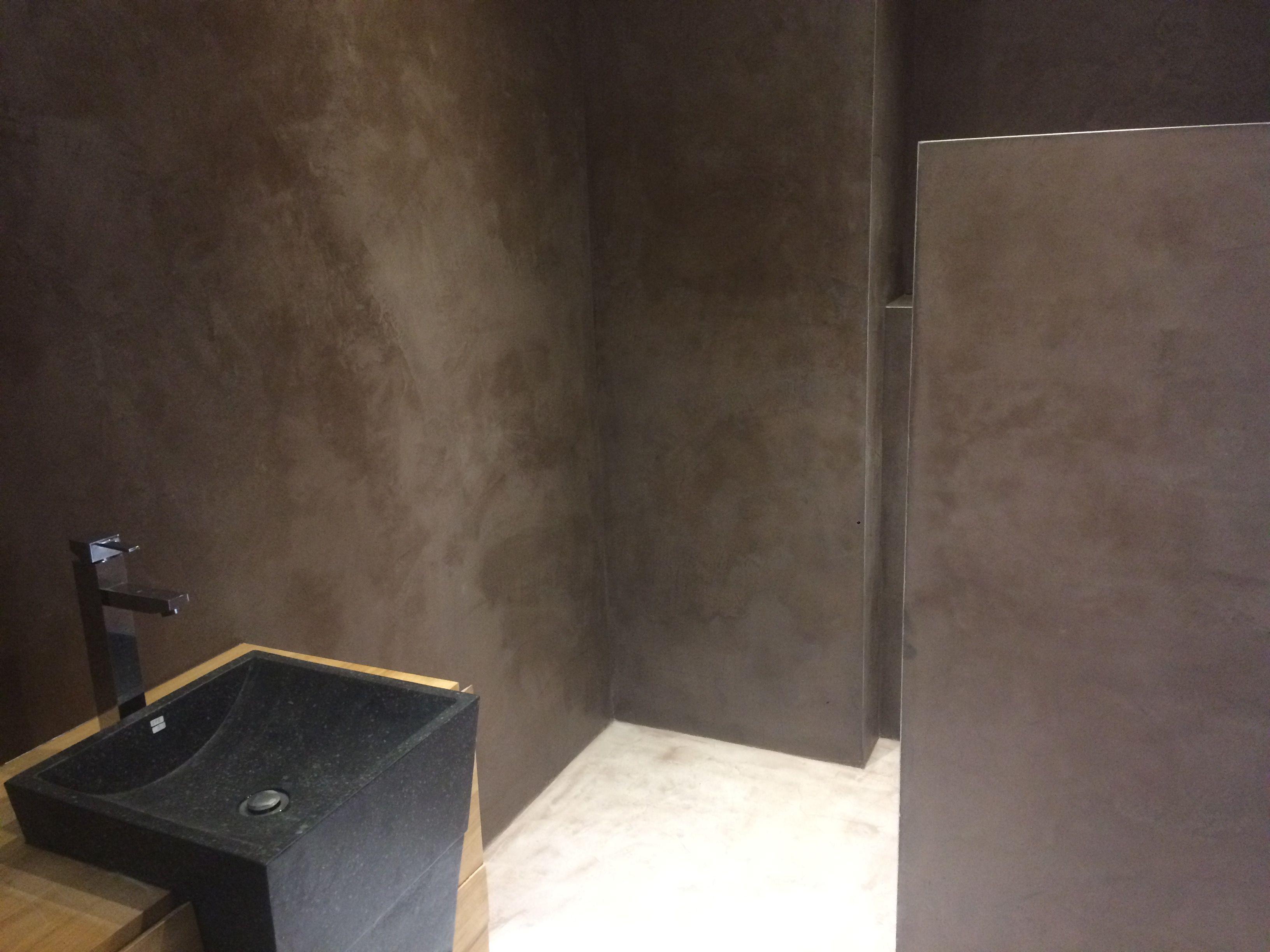 """Salle De Bain En Mortex r�sultat de recherche d'images pour """"mortex salle de bain brun"""""""