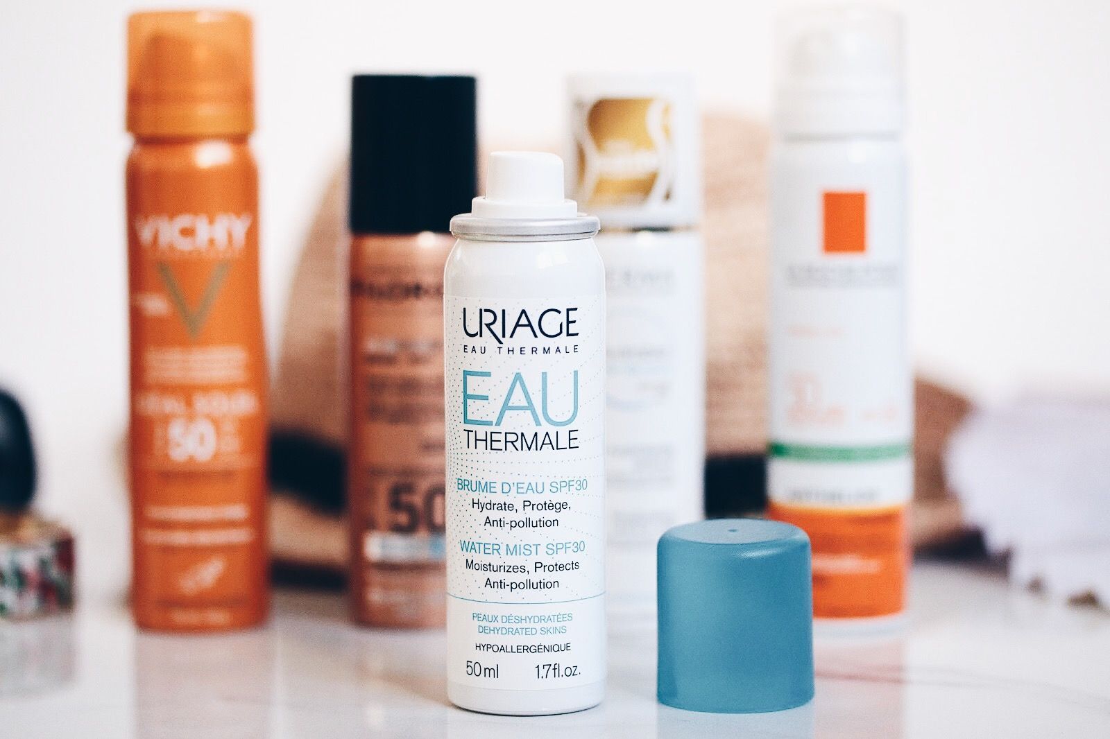 Zoom Sur Les Sprays Anti-UV !   kleo beauté