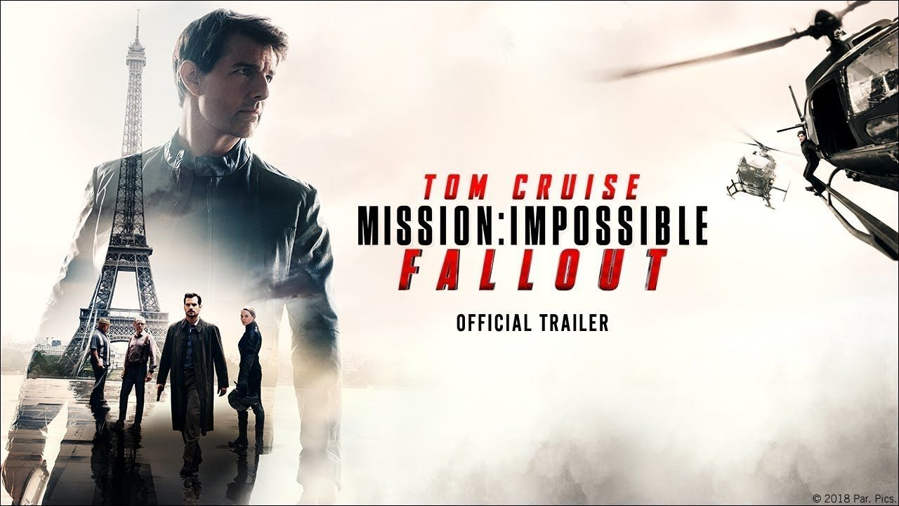 Mission Impossible 6 Fallout Latest Movie Of Tom Cruise Hollywood Mo Mission Impossible Tom Cruise Movies Mission Impossible Fallout