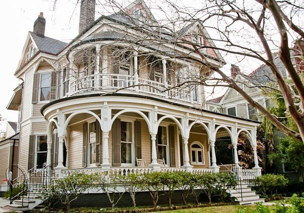 Victorian Mansion Garden District Nola Google Search New