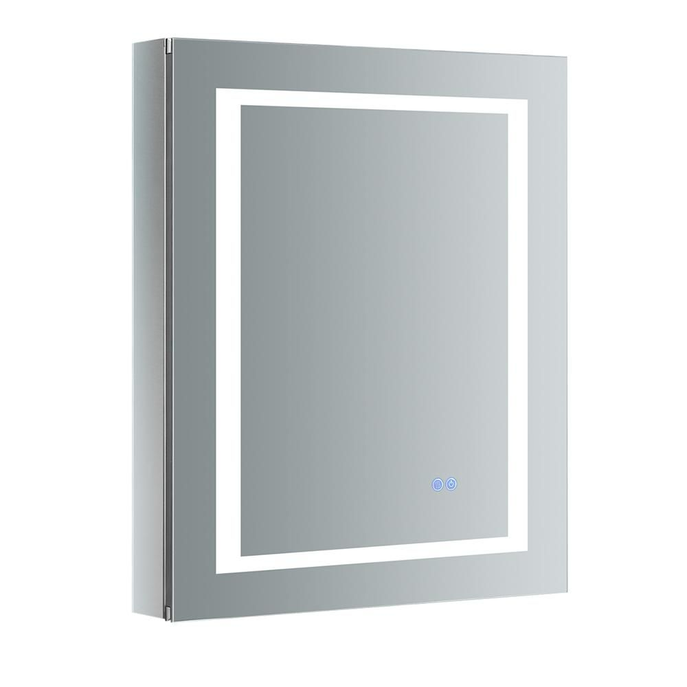 Fresca Spazio 24 In W X 30 In H Recessed Or Surface Mount