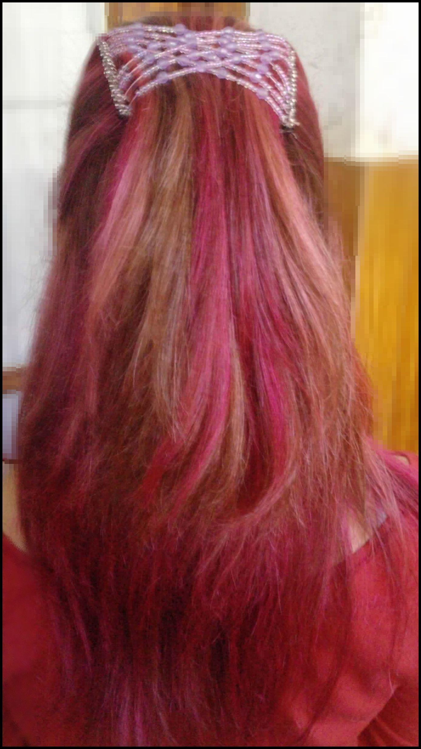 mi pelo! <3 es lo mas lindo...