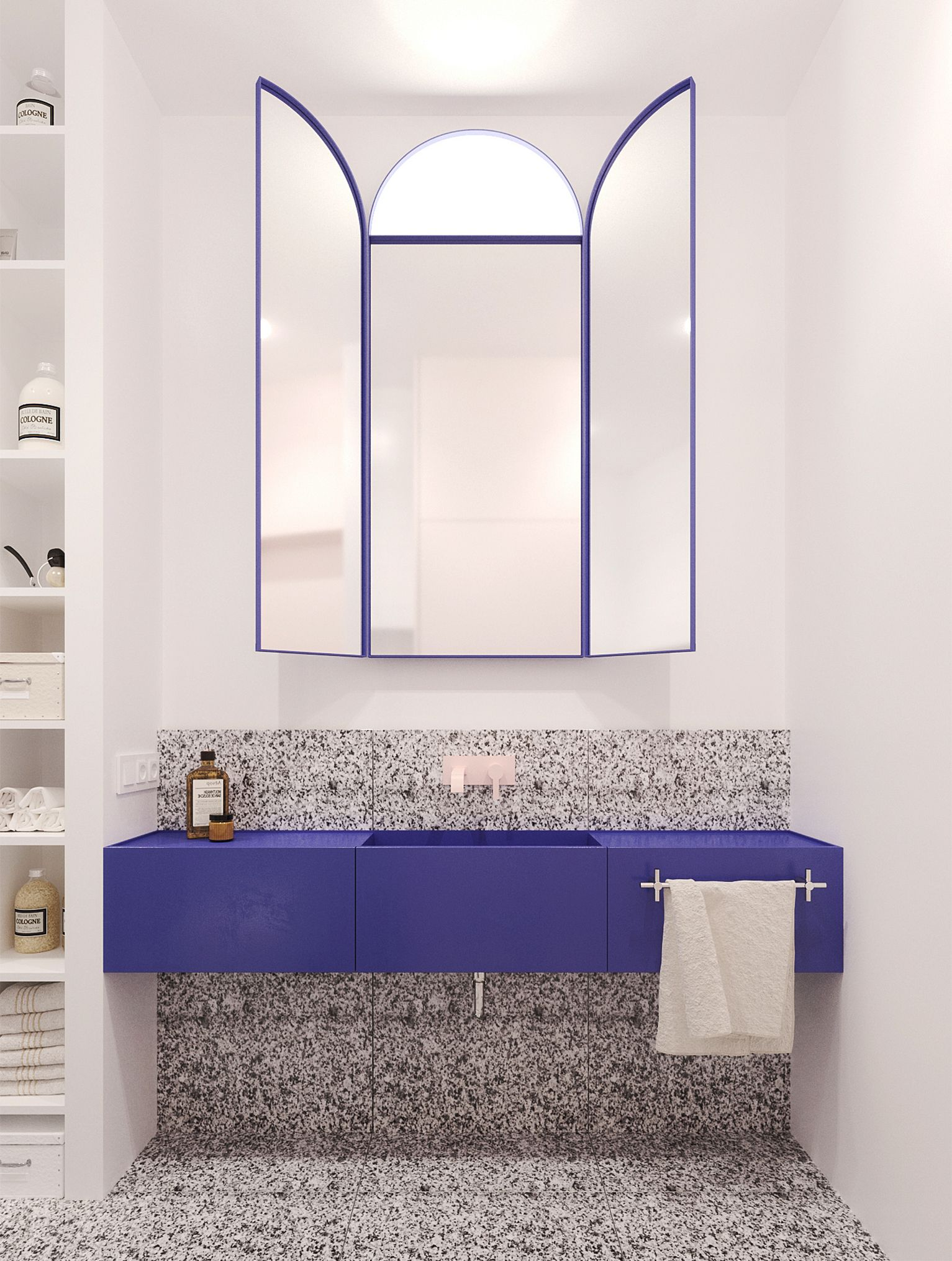 Banyo aydınlatması nasıl dekore edilir