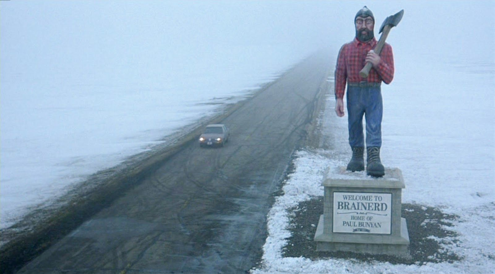 Image result for fargo paul bunyan