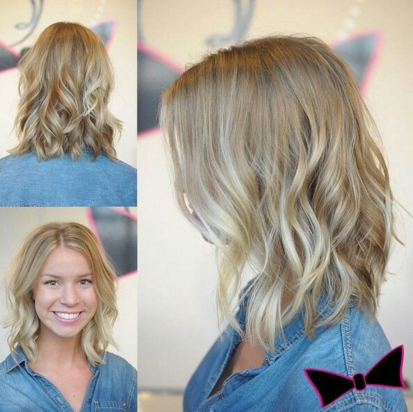 Image result for lob thin hair