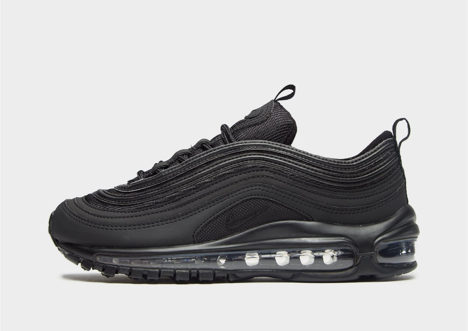 air max 97 og black and white junior