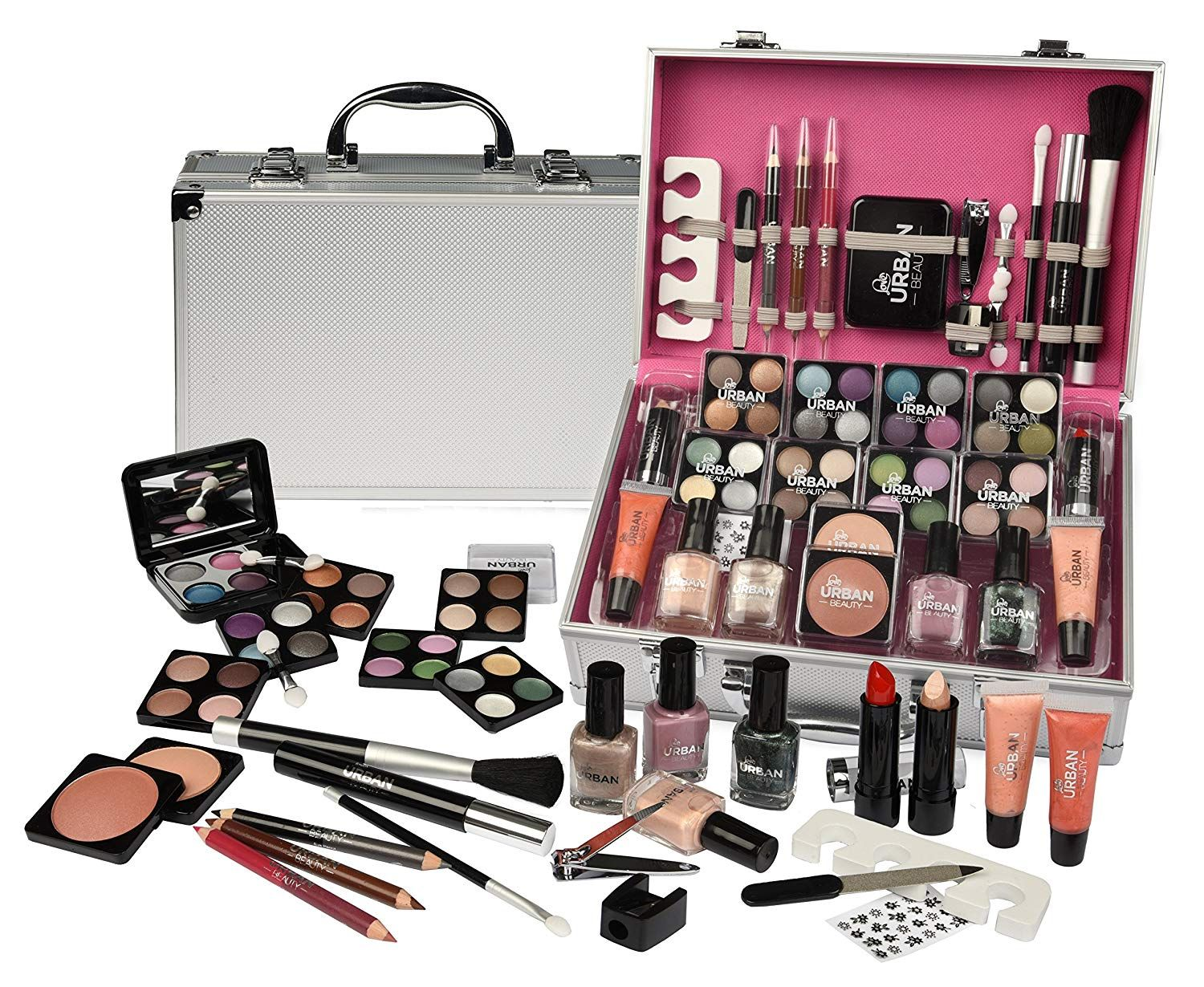 Contouring and Makeup Vanity Case Cosmetic Make Up 60