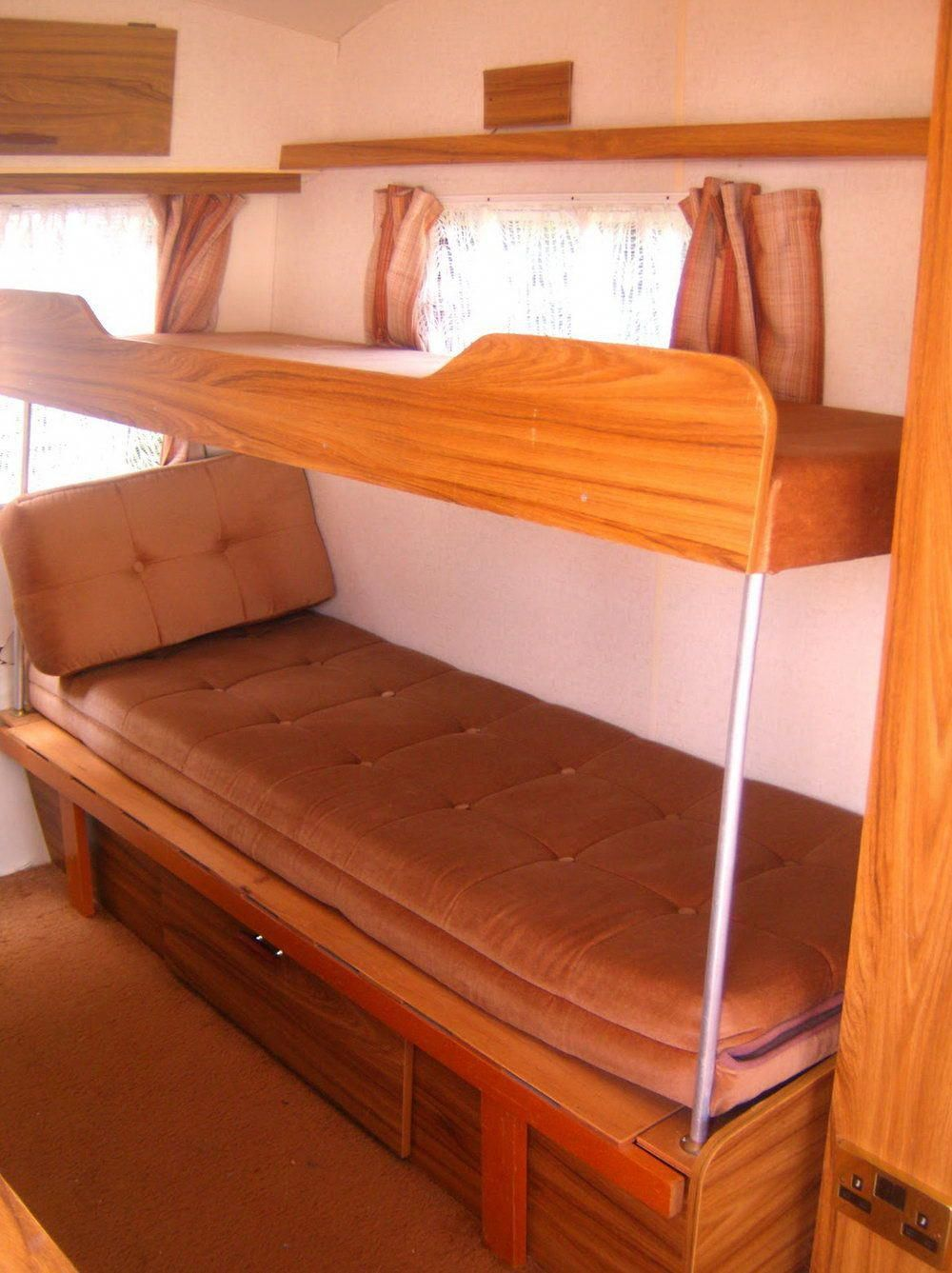 Extraordinary Fold Down Bunk Beds For Folding Camper Trailer Sofa