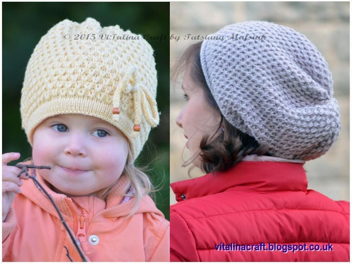 Axelle Hat   Knitting patterns and Patterns