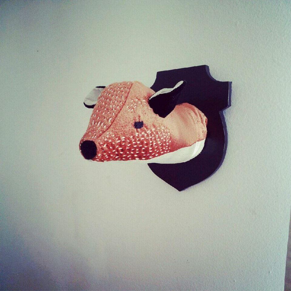 Uski Puppets — Red fox
