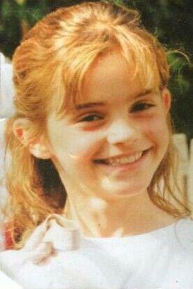 1cebcf697b Young Emma Watson