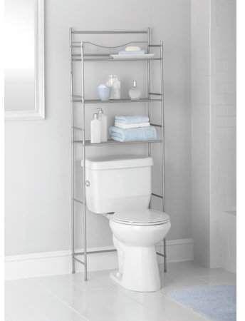 Home Bathroom Storage Shelves Bathroom Shelf Decor Toilet Storage